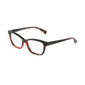 ALAIN MIKLI A03037 006 black, red, brown occhiali