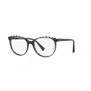 ALAIN MIKLI A03069 011 black e white occhiali
