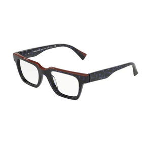 ALAIN MIKLI A03093 005 black, blue, red occhiali