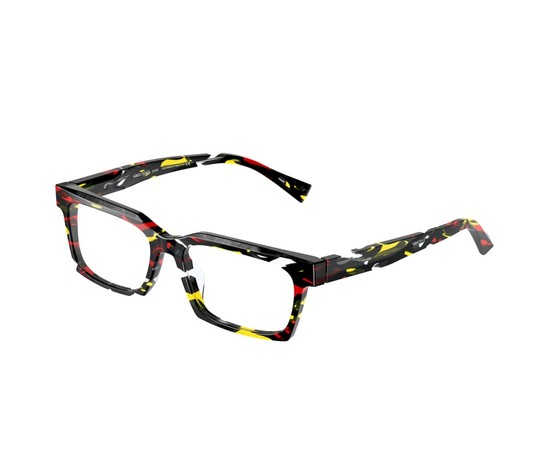 Alain mikli a0 3120 hadrien 003 red yellow stained glass noir 8056597319836 1024x1024