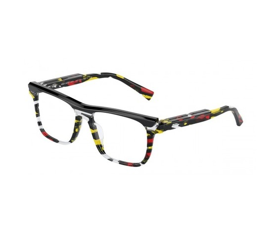 Alain mikli a0 3126 devere 005 stained glass red yellow black 8056597386043 550x550