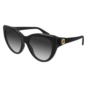 GUCCI GG0877S 001 black / grey occhiali