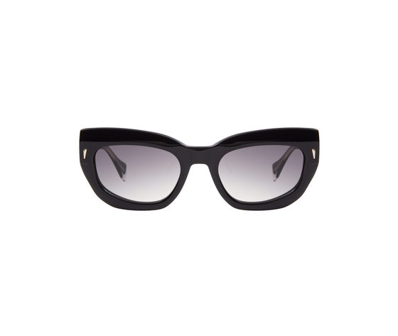 65881 bella cat eye black optical glasses by gigi studios scaled
