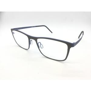 BLACKFIN HAMMOND BF818 975 grey e light blue satinato occhiali