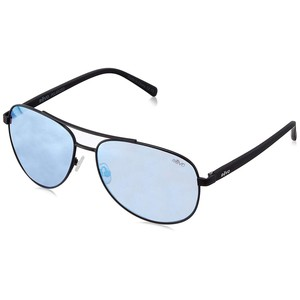 REVO SHAW 5021 Black/Light Blue 01  occhiali