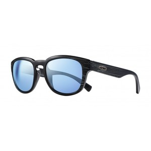 REVO ZINGER 1054  Black/Light Blue 01  occhiali