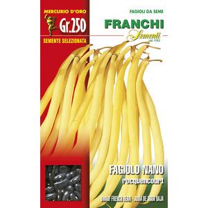 Fagiolo nano giallo Rocquencourt