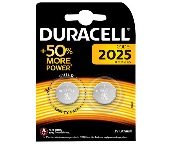 Batteria 2025 pz.2