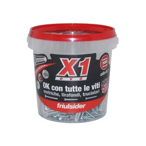 SECCHIELLO X1 EVO 8x40 C/VITE PZ.200