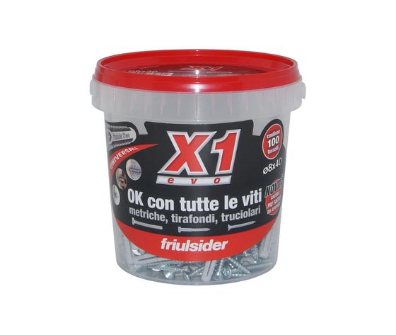 Secchiello friulsider 8x40 x1