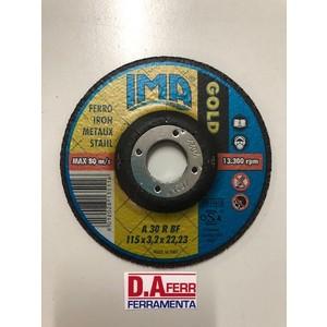 DISCO TAGLIO FERRO GOLD MM.125X3,2