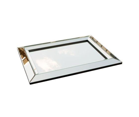 Specchio da parete canva sfondo bianco