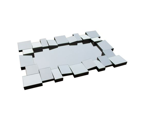 Specchio da parete noblesse sfondo bianco