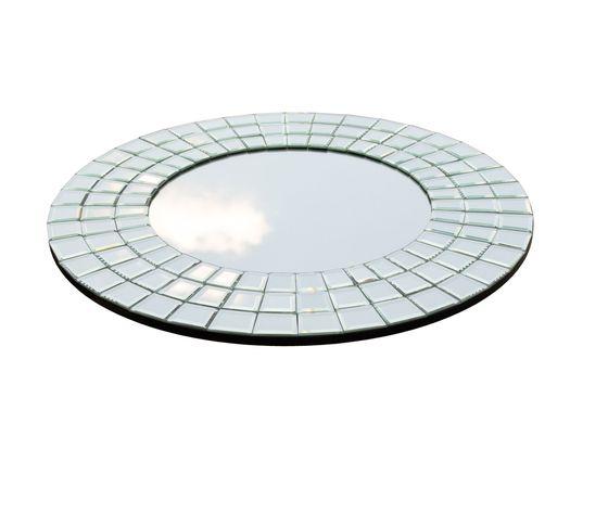 Specchio da parete circolare sorapis 00