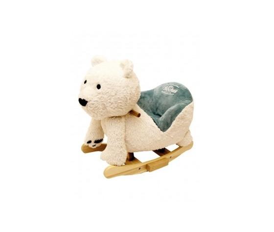Cavalcabile dondolo orso polare