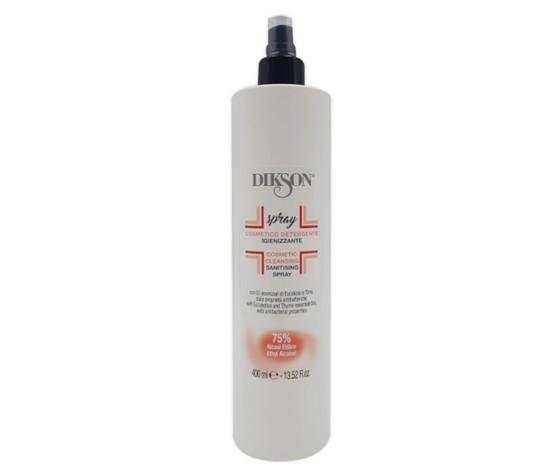 Spray cosmetico detergente igienizzante 400ml dikson