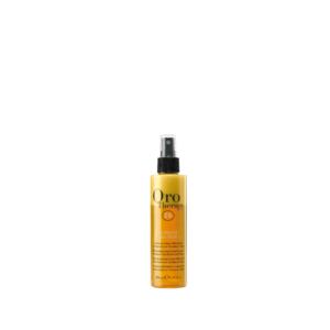 Fanola Orotherapy Bi-Phase Oro Puro  Conditioner Bifasico Illuminante Ristrutturante Con Cheratina E Argan 200 ml
