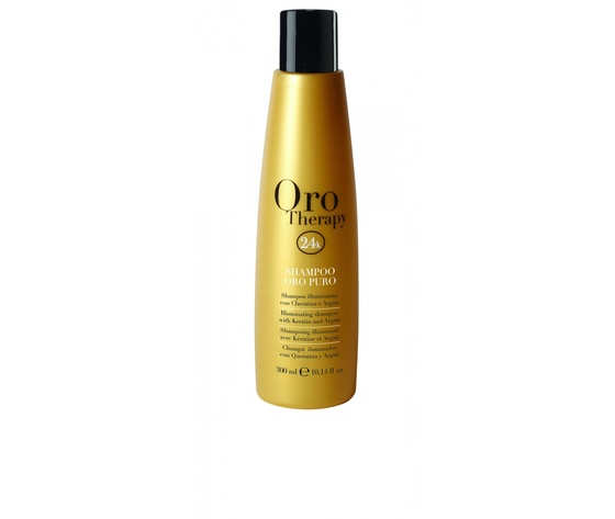 Oro therapy shampoo illuminante con cheratina e argan 300ml extra big 6733 502