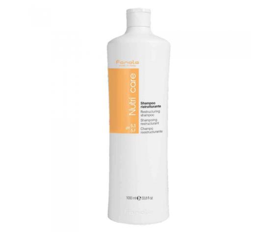 Fanola nutri care shampoo ristrutturante 1000 ml
