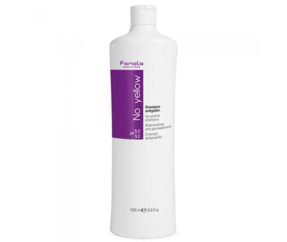 Fanola no yellow shampoo antigiallo 1000 ml