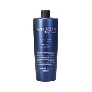 Fanola Keraterm  Shampoo Disciplinante Anticrespo Capelli Stirati E Trattati Chimicamente 300 ml