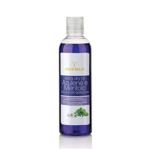 Extra Dry Oil Azulene e Mentolo Xanitalia 250 ml