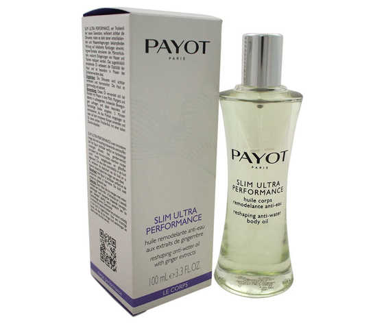 Payot slim ultra performance reshaping anti water body oil 3 3 oz 244868 en skin oil payot addtocart 745070 24 b