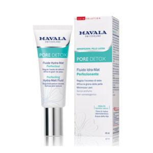 Fluido Pore Detox Idra-Mat Perfezionante Mavala 45ml