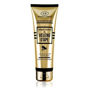 Wonder Body Crema Corpo Anticellulite Tonificante al Veleno D'Ape 125 ml
