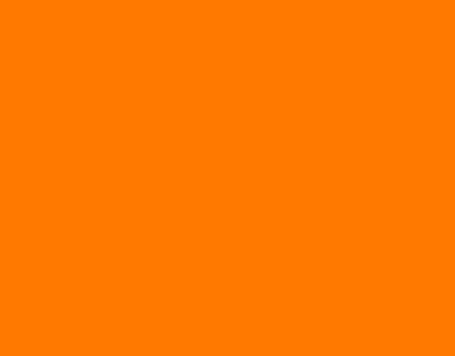 Background mite orange