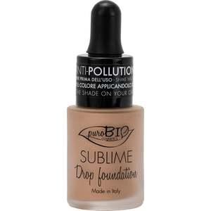 Fondotinta Sublime Drop N°04Y - Purobio