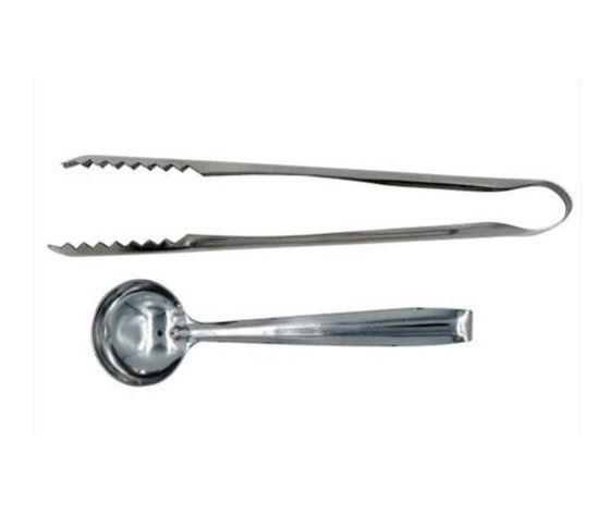 Pinza e cucchiaino