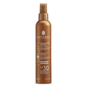 Solare Spray Fluido SPF30 - Nature's