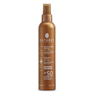 Solare Spray Fluido SPF50 - Nature's