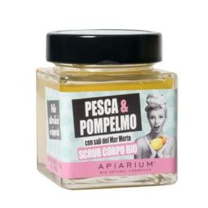 Scrub Corpo Pesca&Pompelmo - Apiarium