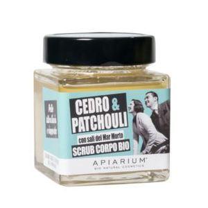 Scrub Corpo Cedro&Patchouli - Apiarium