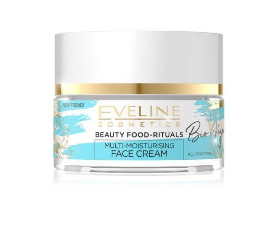 Eveline cosmetics bio vegan crema di idratazione profonda