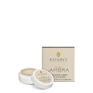 Burroscrub Labbra allo Zucchero - Zucchero d'Ambra - Nature's