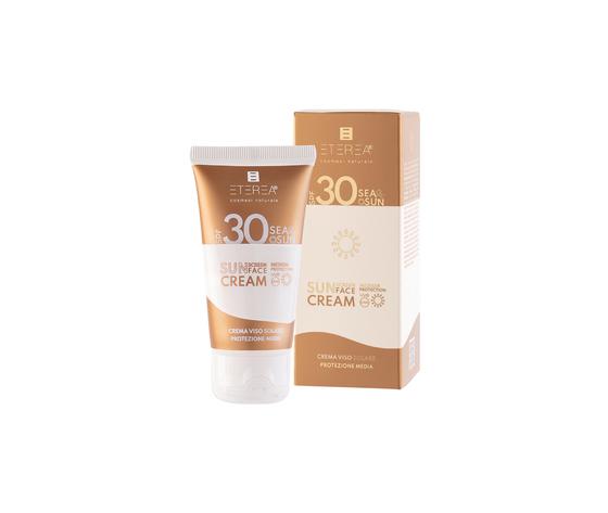 Eterea sun screen face cream 30 spf
