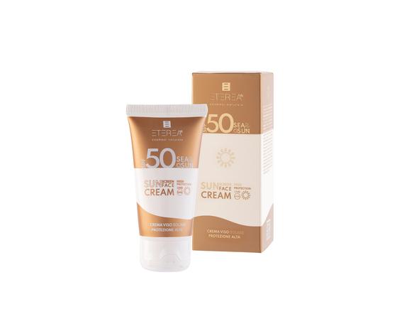 Eterea sun screen face cream 50 spf