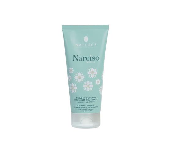 Narciso nobile scrub corpo