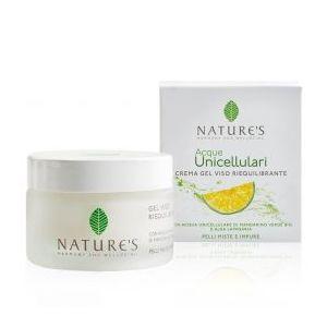 Crema Gel Viso Riequilibrante - Nature's