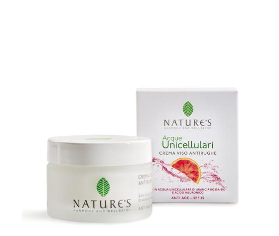 Nature's crema antirughe