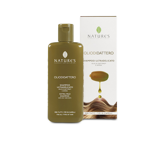 Dattero shampoo ultradelicato