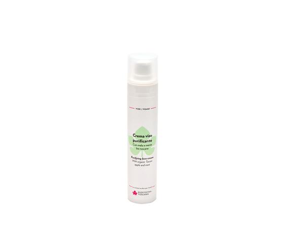 Crema viso purificante biofficina