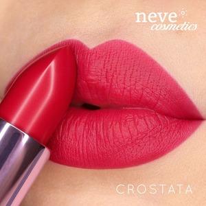 Rossetto Sugar Matte - Crostata - Neve Cosmetics