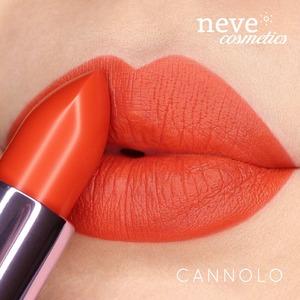 Rossetto Sugar Matte - Cannolo - Neve Cosmetics