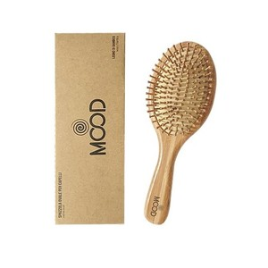 Spazzola Capelli in Bamboo Ovale - Mood