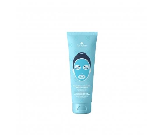 Maschera viso idratante e rigenerante