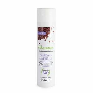 Shampoo Ricostituente Idratante con Cheratina - Parentesibio